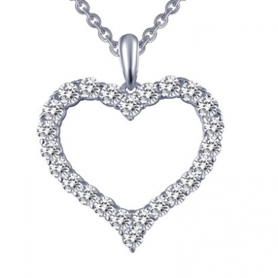 Lafonn Heart Necklace