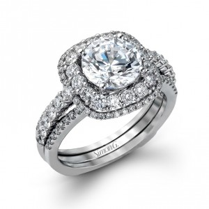 Simon G. Engagement Ring / Semi Mount